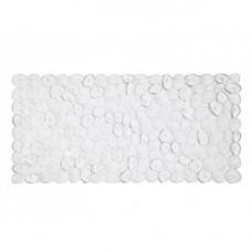 Коврик для ванной резиновый Andrea House прозрачный BA62068