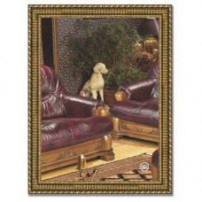 Зеркало в багетной раме BY 1013