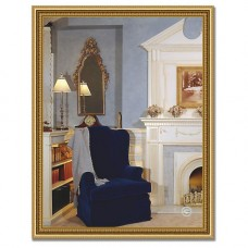 Зеркало в багетной раме BY 1037