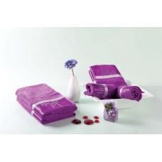 Полотенце Roma фиолетовое D-14729 (30х50 см)