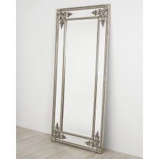 Зеркало напольное LouvreHome Венето серебро LH143S