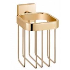 Держатель для освежителя воздуха золотой GUS 751510
