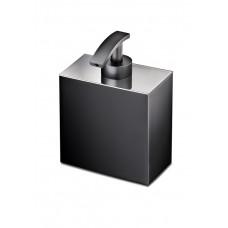 Диспенсер для жидкого мыла Windisсh Black 90703NCR черный, хром