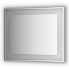 Зеркало в раме с подсветкой LED EVOFORM Ledside BY 2204 (90 x 75)