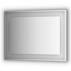 Зеркало в раме с подсветкой LED EVOFORM Ledside BY 2205 (100 x 75)