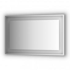Зеркало в раме с подсветкой LED EVOFORM Ledside BY 2207 (120 x 75)
