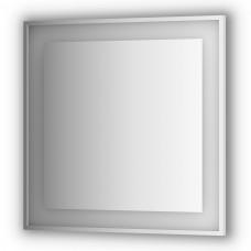 Зеркало в раме с подсветкой LED EVOFORM Ledside BY 2211 (90 x 90)