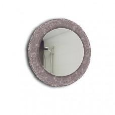 Зеркало круглое из дымчатого стекла Dubiel Vitrum Pompea Round Smoked (d=70) УТ000001313