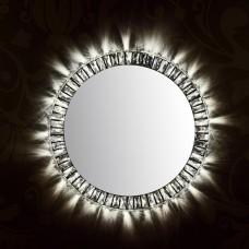 Зеркало с подсветкой LED круглое с пультом управления Artik NC2014