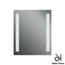 Зеркало с подсветкой и сенсорным выключателем Dubiel Vitrum Loki (50х60)