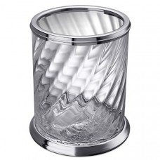 Корзина для мусора без крышки Windisch Spiral 89801CR