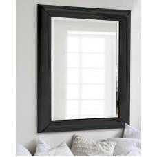 Зеркало в черной раме LouvreHome Маркус LHMF94b