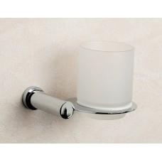 Стакан настенный для зубной пасты Windisсh Cylinder Plain 854563CR хром