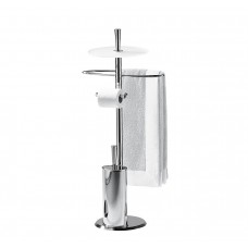 Стойка с аксессуарами для ванной и туалета Colombo Isole B9408