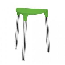 Стул для ванной зеленый пластик Colombo Complementi B9988VR