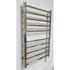 Полотенцесушитель-лесенка электрический Domoterm Квадро DMT 109-S П10 (500x860)