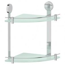 Полка для ванной угловая двойная Artwelle HAR 040