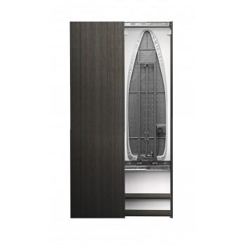 Встроенная гладильная доска с деревянным фасадом Iron Box Eco