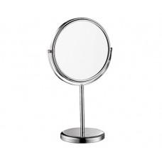 Зеркало косметическое двухстороннее стандартное и с увеличением (х3) Wasserkraft K-1003