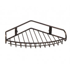 Полка для ванной угловая WasserKRAFT K-1711 бронза