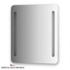 Зеркало для ванной с подсветкой Ellux LIN-B2 9302 (60х70)