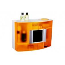 Шкафчик для ванной Primanova с зеркалом M-09317