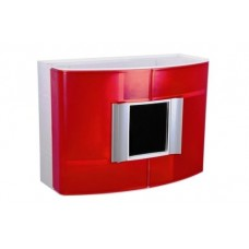 Шкафчик для ванной Primanova с зеркалом M-09318