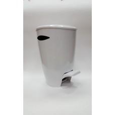 Ведро для мусора FELY Primanova (5 л) M-E04-06 черное