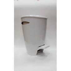 Ведро для мусора FELY Primanova (5 л) M-E04-09 бежевое