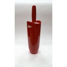 Ерш для туалета Primanova M-E05-04-01 красный