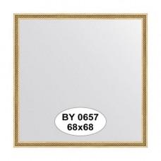 Зеркало в багетной раме BY 0657