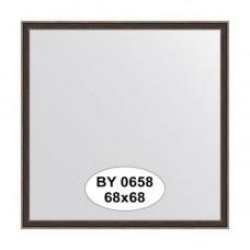 Зеркало в багетной раме BY 0658
