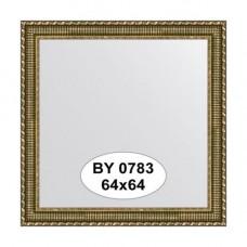 Зеркало в багетной раме BY 0783