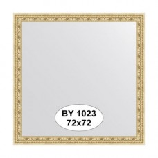 Зеркало в багетной раме BY 1023