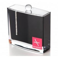 Контейнер для ватных палочек Roma D-14716 черный