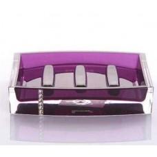 Мыльница Roma D-14721 фиолетовая