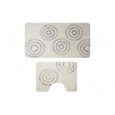 Коврик для ванной и туалета Ring D-18012