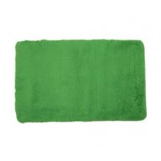 Коврик для ванной зеленый Supersoft D-18503