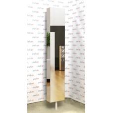 Шкаф поворотный зеркальный Zoom SO-018 (30х158)