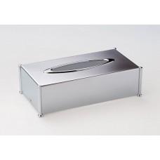 Салфетница прямоугольная с вертикальным бортом WINDISCH 87106CR