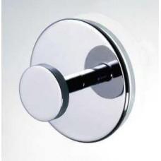 Крючок для душевой кабины круглый на присоске WINDISCH 85050 Chrome
