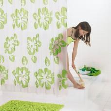 Штора для ванных комнат Flowerpower (П) RIDDER 32355