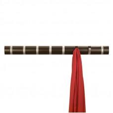 Вешалка настенная горизонтальная Flip 8 крючков Umbra 318858-213