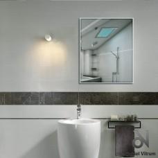 Зеркало Dubiel Vitrum ВЕНЕЦИЯ 100x75 с внутренней подсветкой УТ000001373