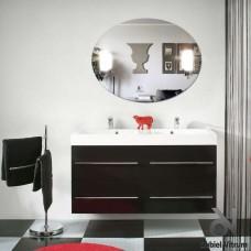 Зеркало Dubiel Vitrum КАСО 80x60 с внешней подсветкой УТ000000983