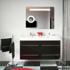 Зеркало Dubiel Vitrum НЕВАДА-I 85x65 с внутренней подсветкой УТ000000877